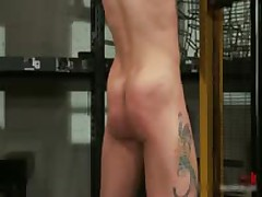 Phenix And Trent In Very Extreme Gay Porn Bondage 9 By BoundPride