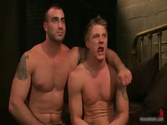 Spencer Philip In Very Extreme Gay Bondage Action 15 By BoundPride