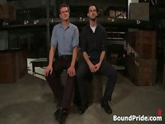 Phenix And Trent In Very Extreme Gay Porn Bondage 1 By BoundPride