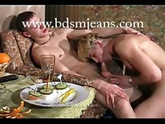 Two Horny Boys Play At Home