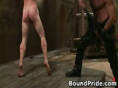 Super Hot Gay Guys In Extreme Gay Bondage 14 By BoundPride