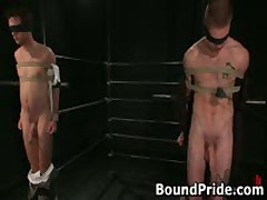 Extreme Gay Torture Gay Bondage Action 5 By BoundPride