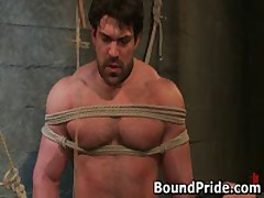 Brenn And Chad In Extreme Gay Bondage And Torture 17 By BoundPride