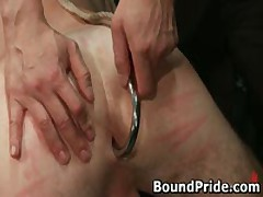 Bound Gagged And Extreme Torture Gay Bondage 2 By BoundPride