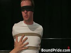 Extreme Gay Torture Gay Bondage Action 2 By BoundPride