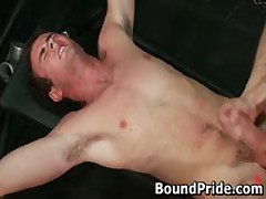 Bound Gagged And Extreme Torture Gay Bondage 8 By BoundPride