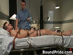 Muscled Jason And Penix In Extreme Gay Bondage 2 By BoundPride
