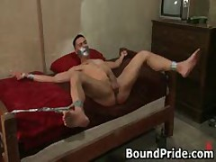 Brenn And Emanuel Having Extreme Gay Bondage Porn 26 By BoundPride
