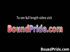 Jack Scott In Extreme Gay Bondage And Torture 17 By BoundPride