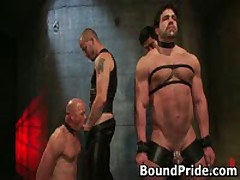 Brenn And Chad In Extreme Gay Bondage And Torture 8 By BoundPride