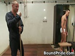 Brenn And Emanuel Having Extreme Gay Bondage Porn 2 By BoundPride