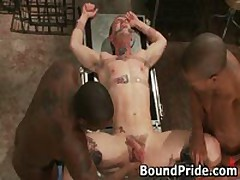 Jack Scott In Extreme Gay Bondage And Torture 11 By BoundPride