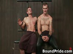 Super Hot Gay Guys In Extreme Gay Bondage 5 By BoundPride