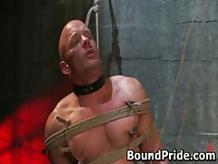 Brenn And Chad In Extreme Gay Bondage And Torture 14 By BoundPride