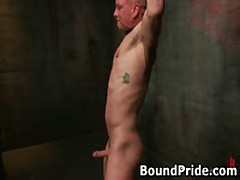 Brenn And Chad In Extreme Gay Bondage And Torture 23 By BoundPride