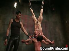 Brenn And Chad In Extreme Gay Bondage And Torture 32 By BoundPride