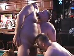 Bears In A Bar