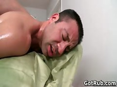 Sexy Buddy Get His Aroused Torso Rubbed And Hardon Sucked Off 5 By GotRub