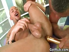 Bro Getting Amazing Amazing Homosexual Rubbing 3 By GotRub