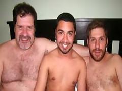 2 Daddies Fucking A Twink 2