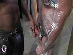Kinky Interracial Muscle Studs