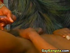 Black Ass Licking And Wild Anal Hole Fucking