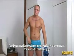 Young Blond Muscle Stud Loic