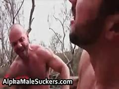 Carlox Cox, Dean Monroe And Dan Vega Hard Core Homo 3some 14 By AlphaMaleSuckers