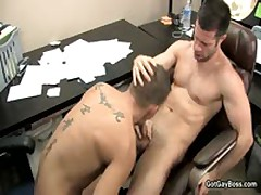 Shane Frost Getting His Steamy Hardon Sucked Off 5 By GotGayBoss