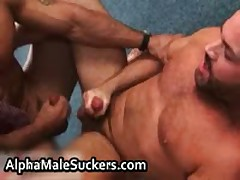 Steamy Homosexual Hard Core Fucked And Sucked 17 By AlphaMaleSuckers