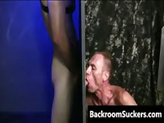 Glory Hole Jizz Shooters Four By BackRoomSuckers
