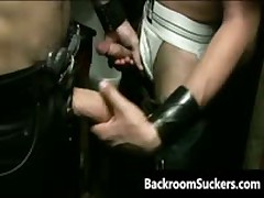 Diesal'S Chest Getting Coated In Load 1 By BackRoomSuckers