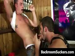 Butch Boys With Big Cocks 2 By BackRoomSuckers
