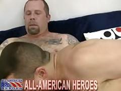Muscle Marines Fuck Hard