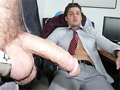 Gayroom Office Cock