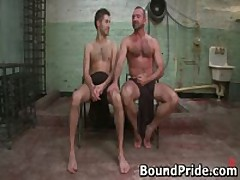 Josh And Kyler Hunky Studs Extreme Fetish Free Gay Sex 4 BoundPride