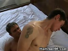 Super Amazing And Aroused Men Homosexual Fucks And Sucks 18 By HammerBF