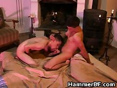 Teenagers In Hard Core Homosexual Screw And Oral Sex, Bare Anal Sex Gay Sex 11 By HammerBF