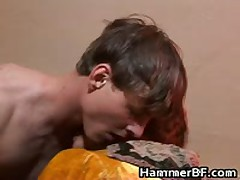 Teens In Hardcore Gay Fuck And Suck, Bareback Gay Porno 5 By HammerBF