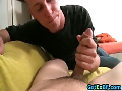 Dude Riding Gay Jizzster On Old Sofa 1 By Gotexbf