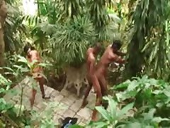 Latino Jungle Fuck