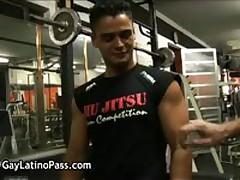 Arnold And Luke Hispanic Homosexual Fucks And Sucks 3 By GayLatinoPass