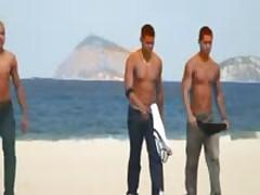 Brazilian Shower Foursome