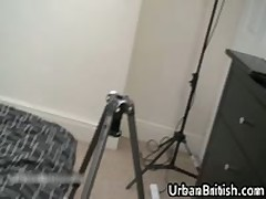 Adolescent Alexander Daniels Masturbating His Fine Gay Cock 2 By UrbanBritish