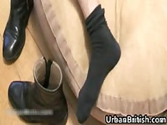 Josh Steel Masturbating His Firm Homosexual Teenage Cock Three By UrbanBritish