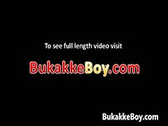 Cute Boy Gets A Nice Warm Facial By Bukakkeboy