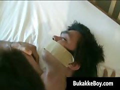 Bound And Cumming Free Gay Porn 4 By BukakkeBoy