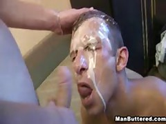 Big Cum From His To His Face