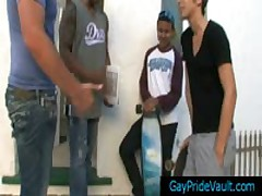 Good Looking Latino Buddy Gets Rimming And Banged 1 By GayPrideVault
