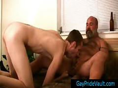 Mature Hairy Bangs Pretty Twinky 2 By GayPrideVault